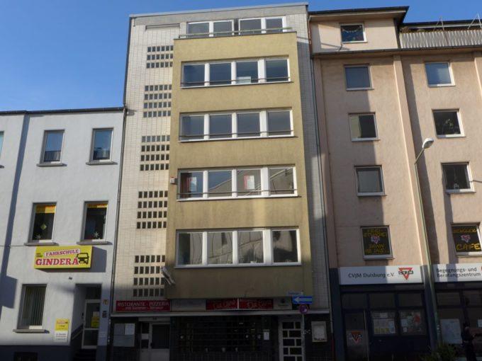 Immobilie in der Claubergerstraße 24 in Duisburg